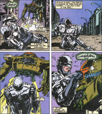 RoboCop #11-Tied, But A Last Chance!