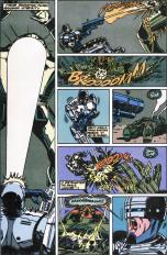 RoboCop #11-Under Heavy Barrage!