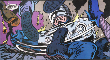 RoboCop #12-Fight On Through Purgatory!