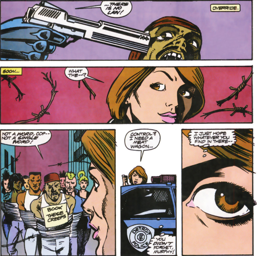 RoboCop #12-Well Done, Murphy!