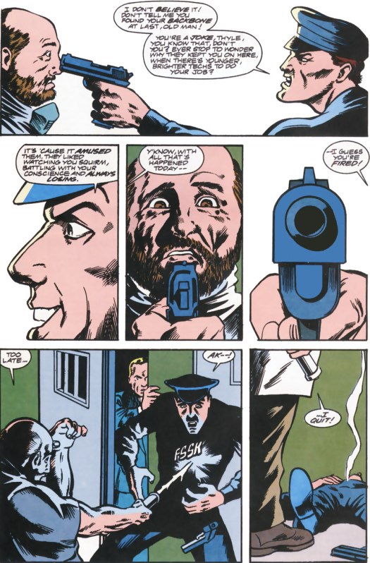 RoboCop #13-Best Resignation Ever!