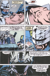 RoboCop #13-Scared, Yet Determined!