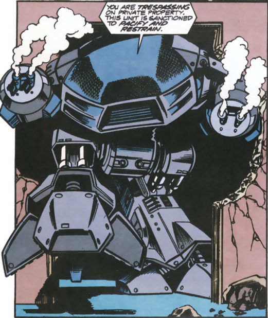 RoboCop #13-The ED Is Back!