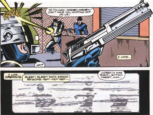 RoboCop #14-Actual Disorientation!