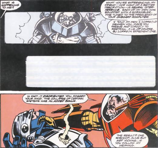 RoboCop #14-Flak Attack!