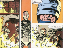 RoboCop #15-Goodbye!