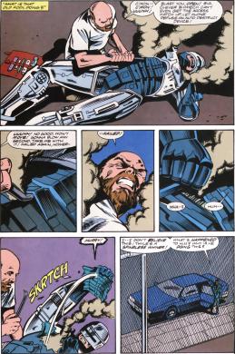 RoboCop #15-Gotta Rescue RoboCop!