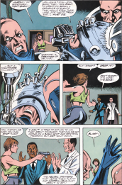 RoboCop #15-Lewis Is On The Scene!