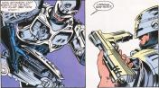 RoboCop #15-There's My Gun!