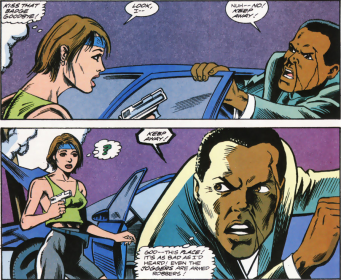 RoboCop #15-Unexpected Passerby!