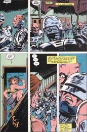 RoboCop #15-When Cyborgs Attack!