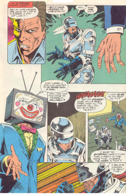 RoboCop #16-Meeting The Unlikely Mastermind!