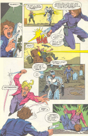 RoboCop #16-Not The Cat Fight Anne Was Expecting!