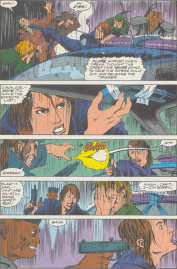RoboCop #17-Anne In Action!