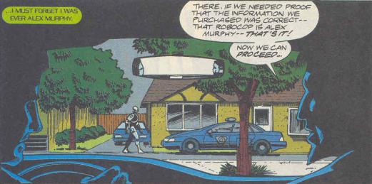 RoboCop #17-Devious Look-Out!