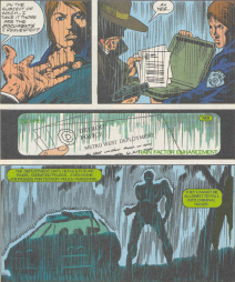 RoboCop #17-Observing The Devilish Dealing From Afar!