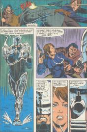 RoboCop #17-RoboCop To The Rescue!