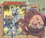RoboCop #18-In You Go, Punk!