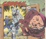 RoboCop #18-In You Go, Punk!