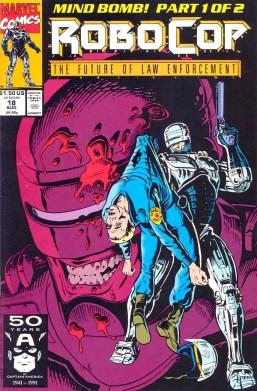 RoboCop #18 (Marvel)