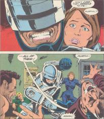 RoboCop #18-Murphy's Snapped!