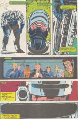 RoboCop #18-Shoot To Kill!