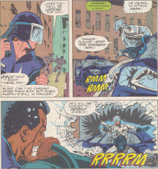RoboCop #18-What Bad Timing!