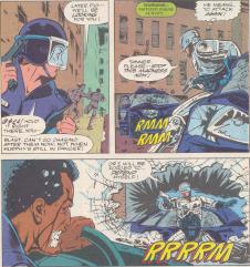 RoboCop #18-What Bad Timing!