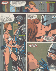 RoboCop #19-Lewis In False Love!