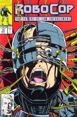 RoboCop #19 (Marvel)