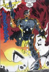 RoboCop 2 Adaptation!-I'm Grey!