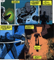 RoboCop #20-In The Belly Of The Beast!