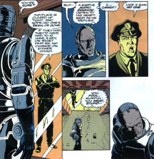 RoboCop #20-Not As Truthful As He's Being!