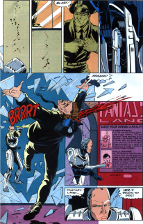 RoboCop #20-This Is How I Make An Entrance!