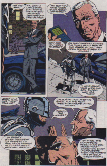 RoboCop #21-Believe It Or Not, I Can Help You!
