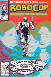 RoboCop #21 (Marvel)
