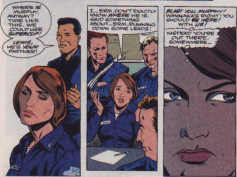 RoboCop #21-Where Are You, Murphy!