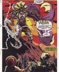 RoboCop #22-Fear The Wrath Of Aza!