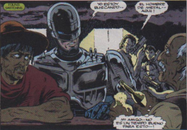 RoboCop #22-In Need Of Information!