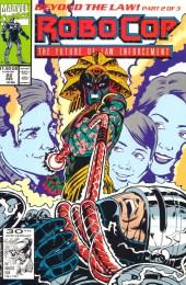 RoboCop #22 (Marvel)