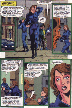 RoboCop #22-Shocking News About My Partner!
