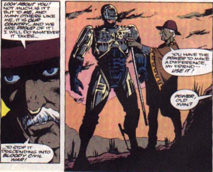 RoboCop #22-The Quest Is On!