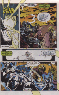 RoboCop #22-Things Are Grim!