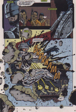 RoboCop #22-Worthy Foes!