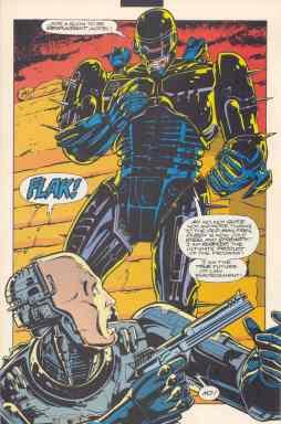 RoboCop #23-It's RoboFlak!
