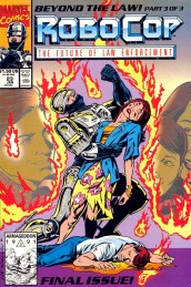 RoboCop #23 (Marvel)