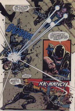 RoboCop #23-RoboFlak On The Attack!