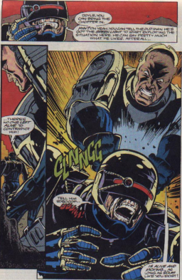 RoboCop #23-The Might Of Murphy!
