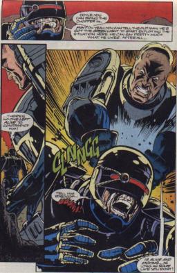 RoboCop #23-The Might Of Murphy!