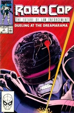RoboCop #3 (Marvel)